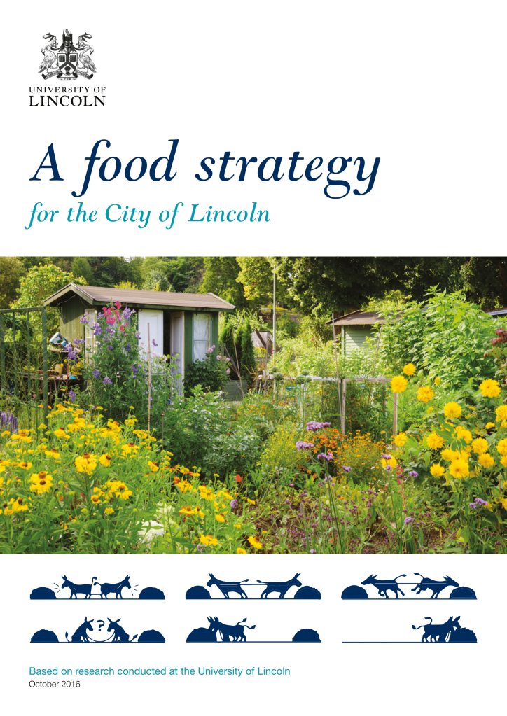 Food Strategy front cover