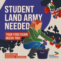 The Student Land Army