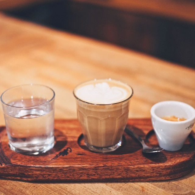 coffee aroma espresso drinks